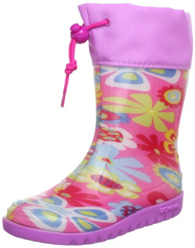 Romika Ally Rubber Boots Unisex-Child Pink Pink (pink-bunt 436) Size: 31