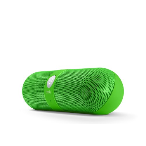 Beats By Dr Dre Pill Bluetooth Wireless Speaker - Neon Green