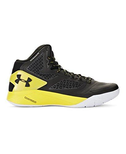 Under Armour Men's UA ClutchFit® Drive 2 Basketball Shoes 12.5 Black