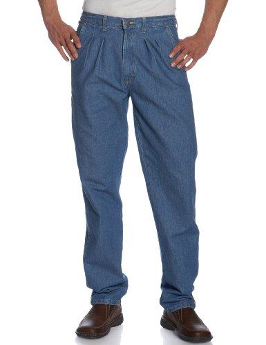 Wrangler Rugged Wear Men's Angler Relaxed Fit Jean