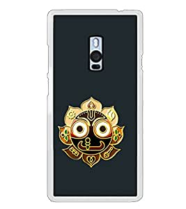ifasho Designer Phone Back Case Cover OnePlus 2 :: OnePlus Two :: One Plus 2 ( Lion Face Angry Face Tattoo Art )