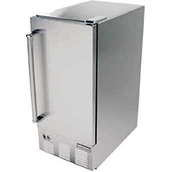 Fire Magic 44 Lb. Outdoor Ice Maker - Stainless Steel - 3593