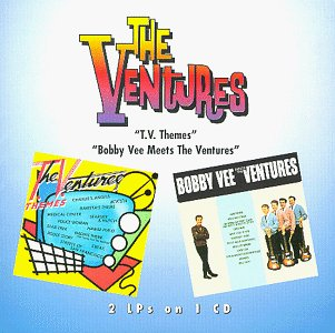 The Ventures - TV Themes/Bobby Vee Meets the Ventures - Zortam Music