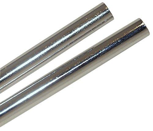 Sanicomfort tubo di rame cromato senza b rde lung 300 mm for Tubo di rame a pex