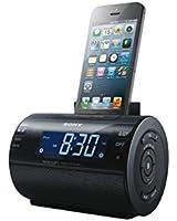Sony ICF-C11IPB.CED Radio réveil AM/FM avec Station d'accueil pour iPod/iPhone 5 Noir