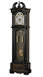 Wood Grandfather Floor Clock Wildon Home 81.5\