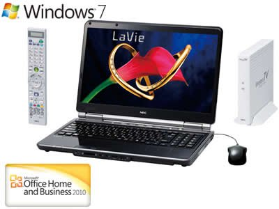 PC-LL870CS LaVie L