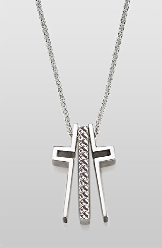 Trinity Cross Collection Keepsake -- Courage Sentiment -- AS SEEN ON QVC