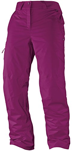 Salomon Response pantaloni da sci da donna, bacca, S