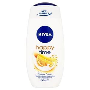 NIVEA  Happy Time Shower Cream 86286 250ml