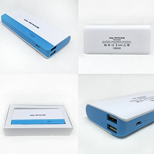 Mak Power 10000 mAh Power Bank