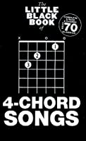 The Little Black Book Of 4-Chord Songs Lc