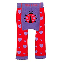 Blade and Rose Ladybird Leggings (6-12 months)