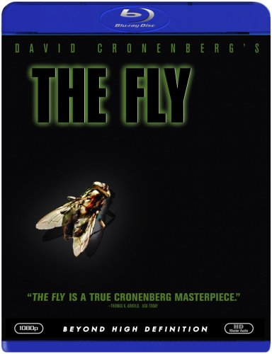 Cover art for  The Fly [Blu-ray]