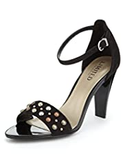 Limited Collection Studded Sandals