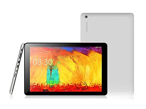 Afunta 10 Inch Allwinner A31S Tablet Quad Core Ips Hd Capacitive Screen Android 4.4 1Gb Ram 8Gb Rom Dual Cameras Wifi, Hdmi, 5300Mah Battery Afx03