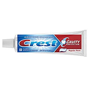 Crest Cavity Protection Toothpaste, Regular, 8.2 oz., 6 Count