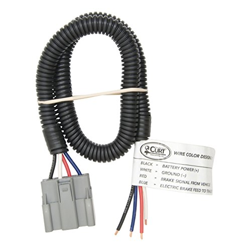 CURT 51434 Brake Control Harness curt simmons ssat and isee for dummies