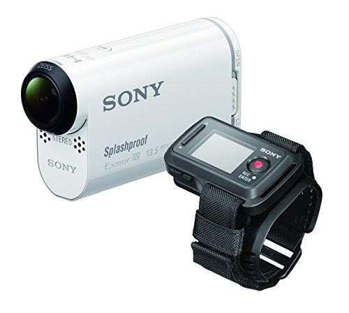 SONY ビデオカメラ アクションカム AS100VR ライブビューリモコンキット ウォータープルーフケース付 HDR-AS100VR