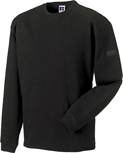 Russell incastro sudore-camicia nero XXXXL