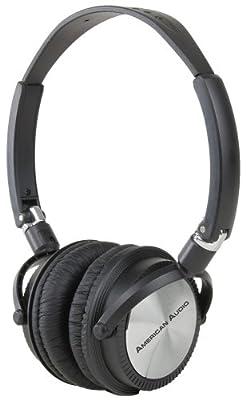 American Audio Hp200 Dj Headphones from American DJ Group of Companies