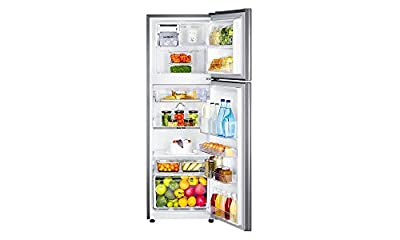 Samsung RT29JARYESA Frost-free Double-door Refrigerator (275 Ltrs, 4 Star Rating, Metal Graphite)