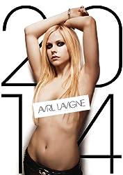 Avril Lavigne 2014 Calendar