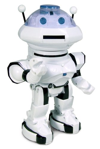 Mr. Robot the Walking Talking Dancing Disc Shooting Robot (Walking Shooting Robot compare prices)