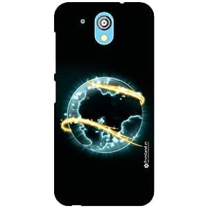 Printland Back Cover For HTC Desire 526G Plus - World Designer Cases