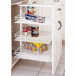 rev a shelf 5243 20n cr 43 3 8 50 3 4. Black Bedroom Furniture Sets. Home Design Ideas