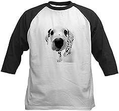 CafePress Kids Baseball Jersey - Cute Dalmatian Dog Kids Baseball Jersey