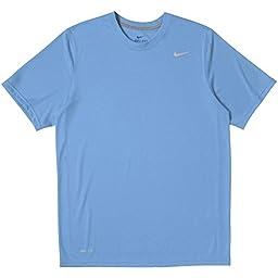 Nike Mens Legend Poly Top Sky Blue L