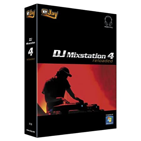eJay DJ Mixstation 4 Reloaded