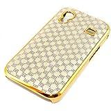 Oberschale Samsung Galaxy Ace S5830 Gold-Schwarz Gold