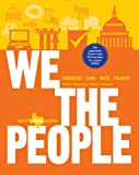 img - for We the People: An Introduction to American Politics (Ninth Texas Edition) by Benjamin Ginsberg (2013-02-22) book / textbook / text book