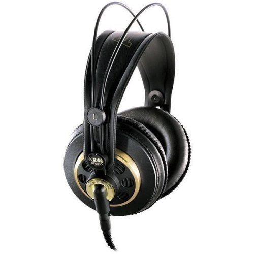 Best Review Of AKG Acoustics K-240 Semi Open Studio Headphones