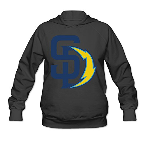 Funny San Chargers Diego Women's Sweater