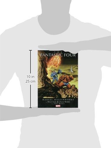 Mmw Fantastic Four 10 (Marvel Masterworks)