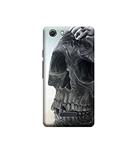 Ebby Premium Printed Back Case Cover With Full protection For Micromax Unite 3 Q372 (Designer Case)