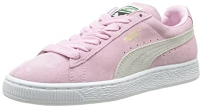 ladies puma suede