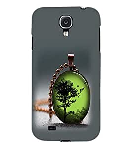 PrintDhaba Pendant D-2414 Back Case Cover for SAMSUNG GALAXY MEGA 6.3 (Multi-Coloured)
