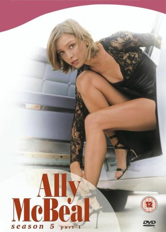 Ally McBeal, Series 5 Box Set 1 [DVD] [1998]
