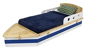 Boat Toddler Cot 76251 from Homevisions