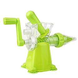 Manual Hand Juicer Orange Lemon Juicer Fruit Press Squeezer Extractors QT