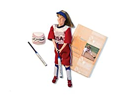 Dr. Dot Richardson Educational Doll Set