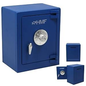 hmf 306 05 coffre fort caisse monnaie mini coffre fort avec cadenas chiffres 13 5 x 11 x. Black Bedroom Furniture Sets. Home Design Ideas