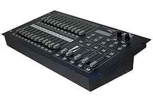 Chauvet DJ STAGE DESIGNER 50 48 Channel DMX-512 Dimmer Controller+(2) DMX Cables