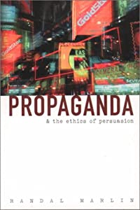 "Cover of ""Propaganda and the Ethics of Pe..."
