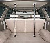 Source Premium Universal Double Bar Vehicle Car Auto SUV Pet Barrier