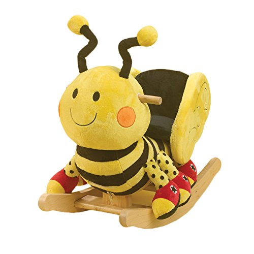Rockabye Buzzy Bee Rocker - 1